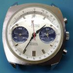 Renis chronograph watch