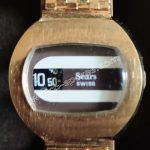 Sears jump hour watch