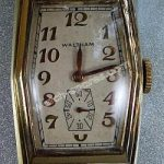 Waltham Vintage Rectangular Watch
