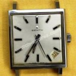 Zenith manual winding