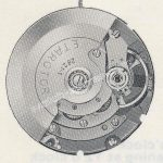 ETA 2821 1 watch movements