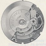 ETA 2836.1 watch movements