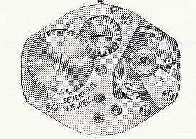 FHF ST 69N.21 watch movements